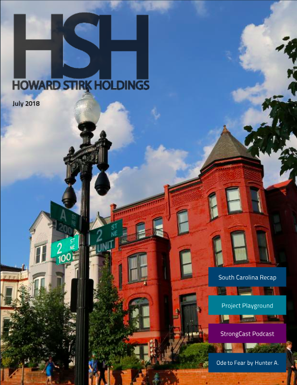 HSH News Letter July 2018