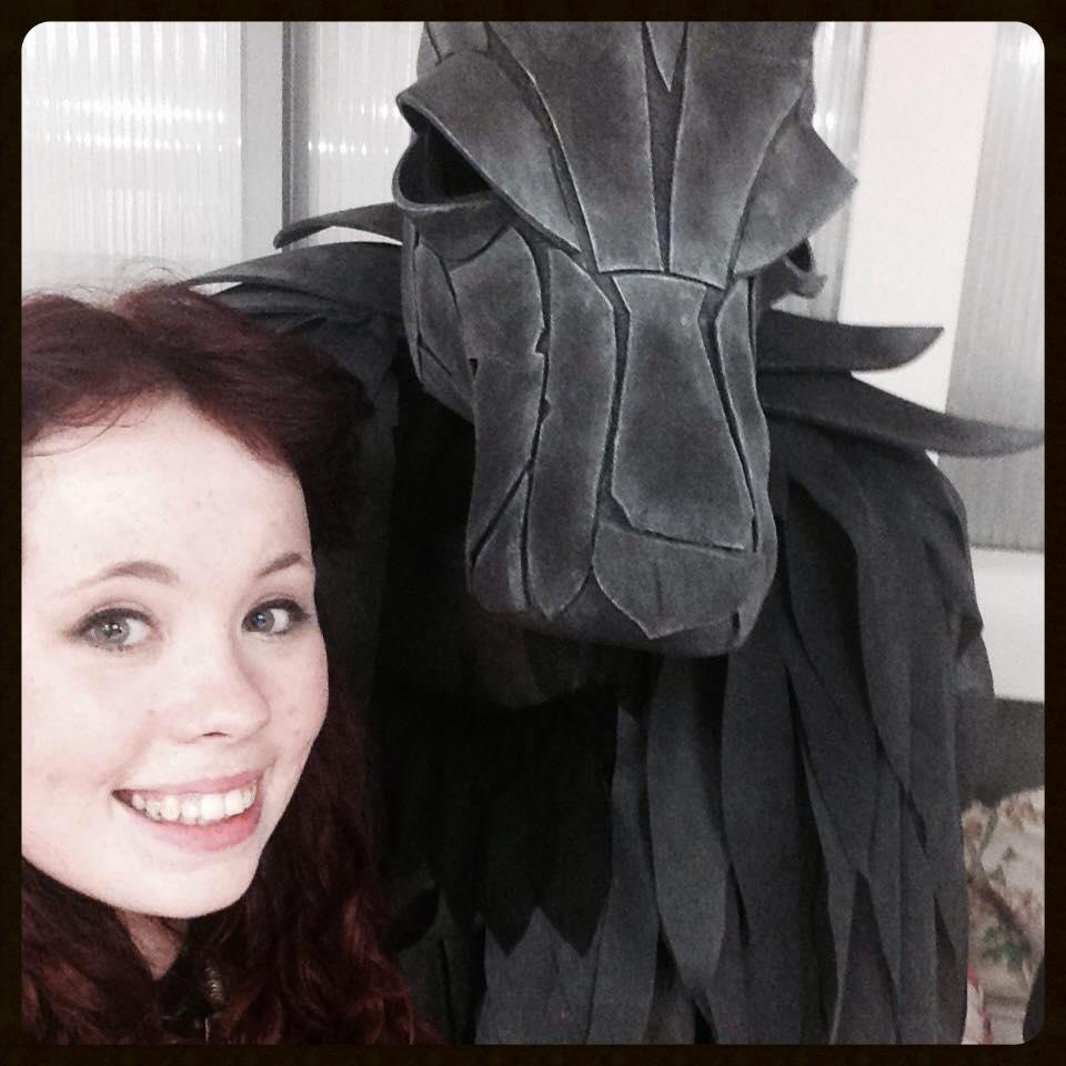 Centaur Selfie.jpg