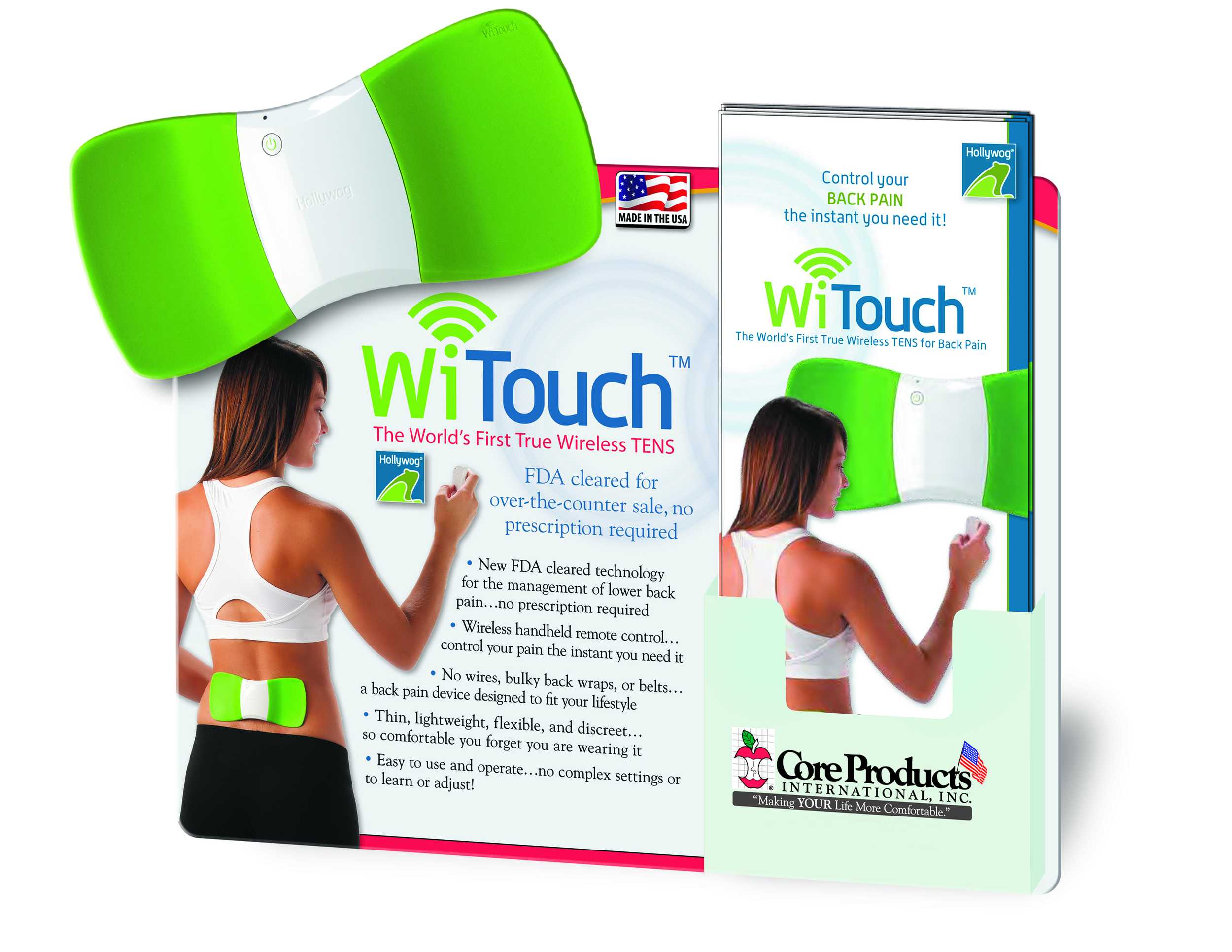 LIT-DISPLAY-WITOUCH-Placecard for wiTouch
