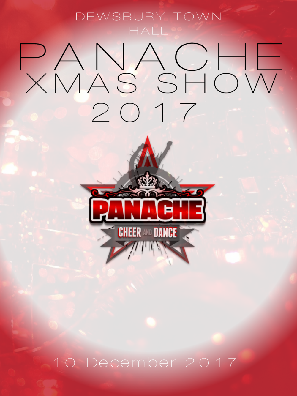 Booked Christmas yet? — Panache Cheer School