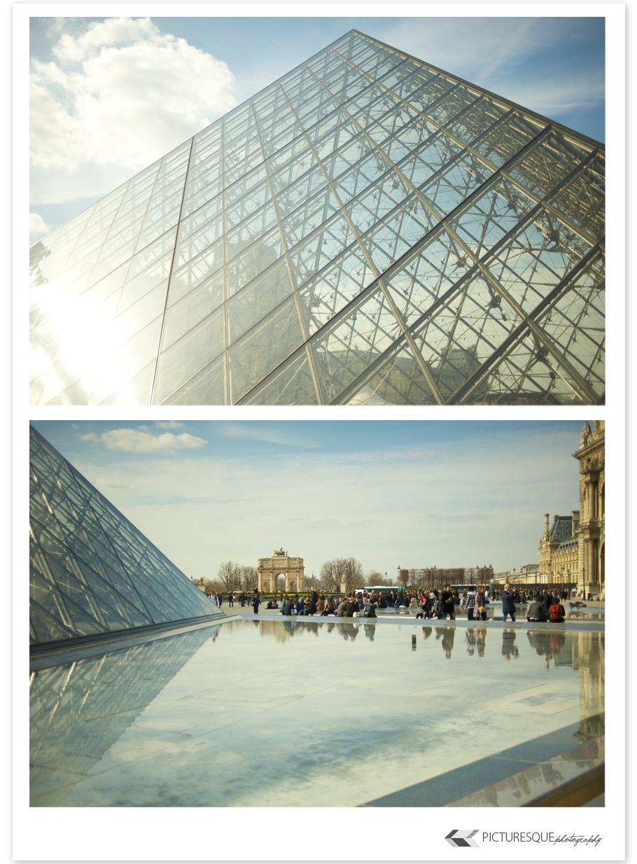 the louvre - paris france