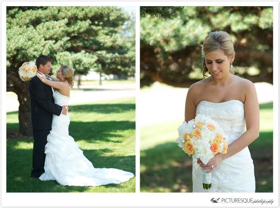 wedding photographer sioux falls