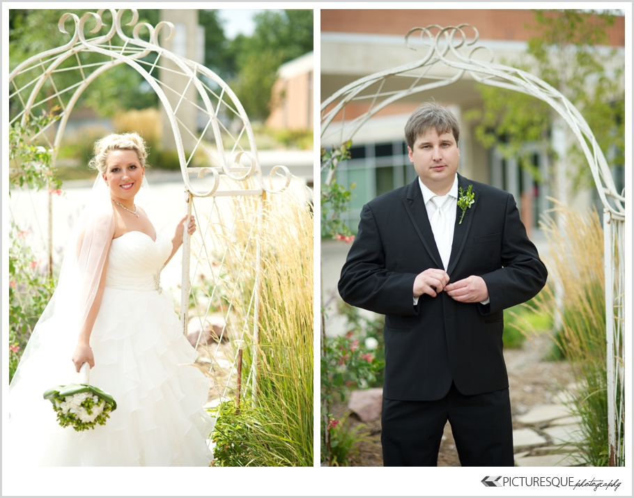 wedding photographers sioux falls