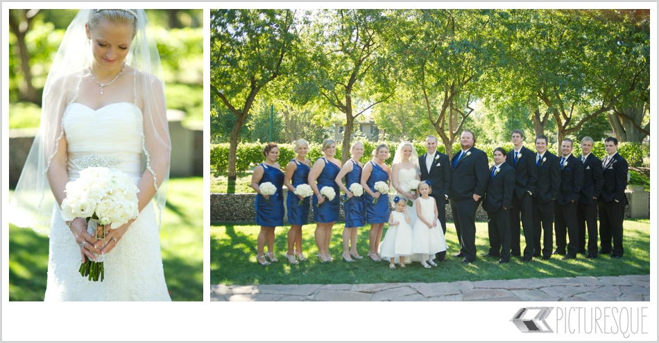 South Dakota wedding captured by Lauren Neff of Picturesque