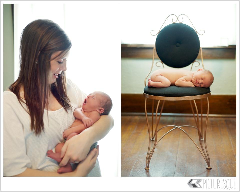 newborn photographer Lauren Neff of Picturesque