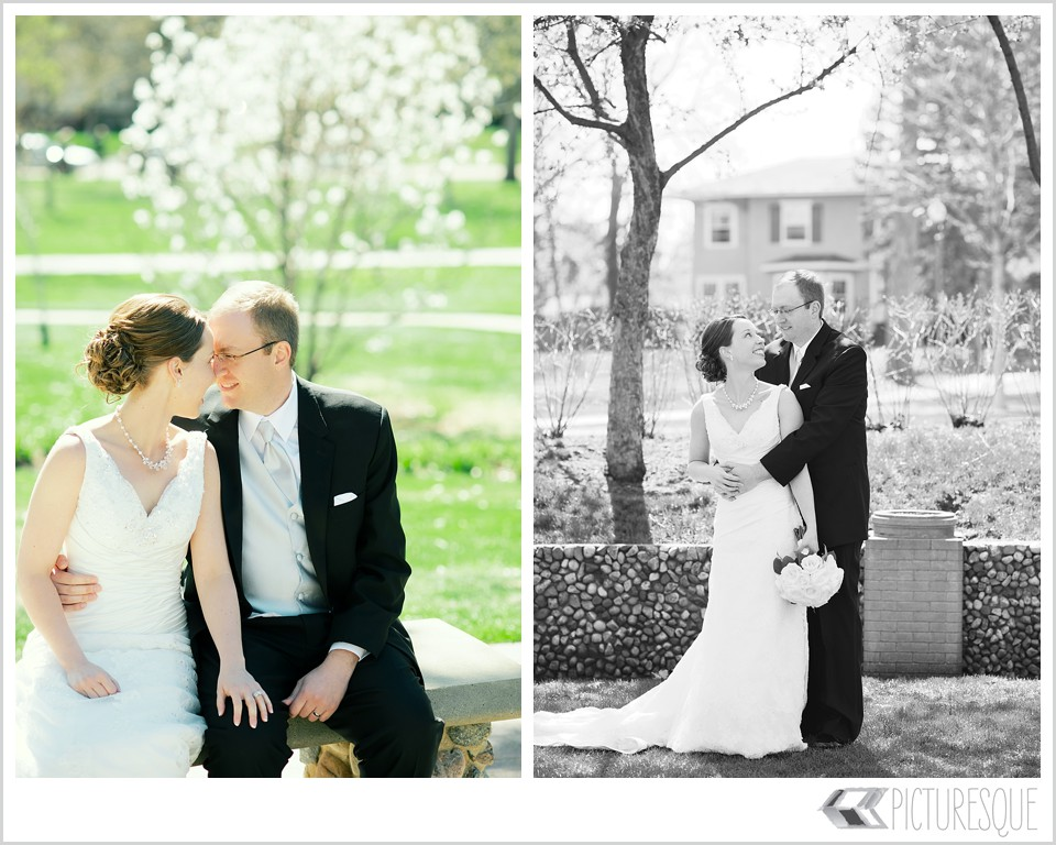 Sioux Falls wedding photography by Lauren Neff of Picturesque photography