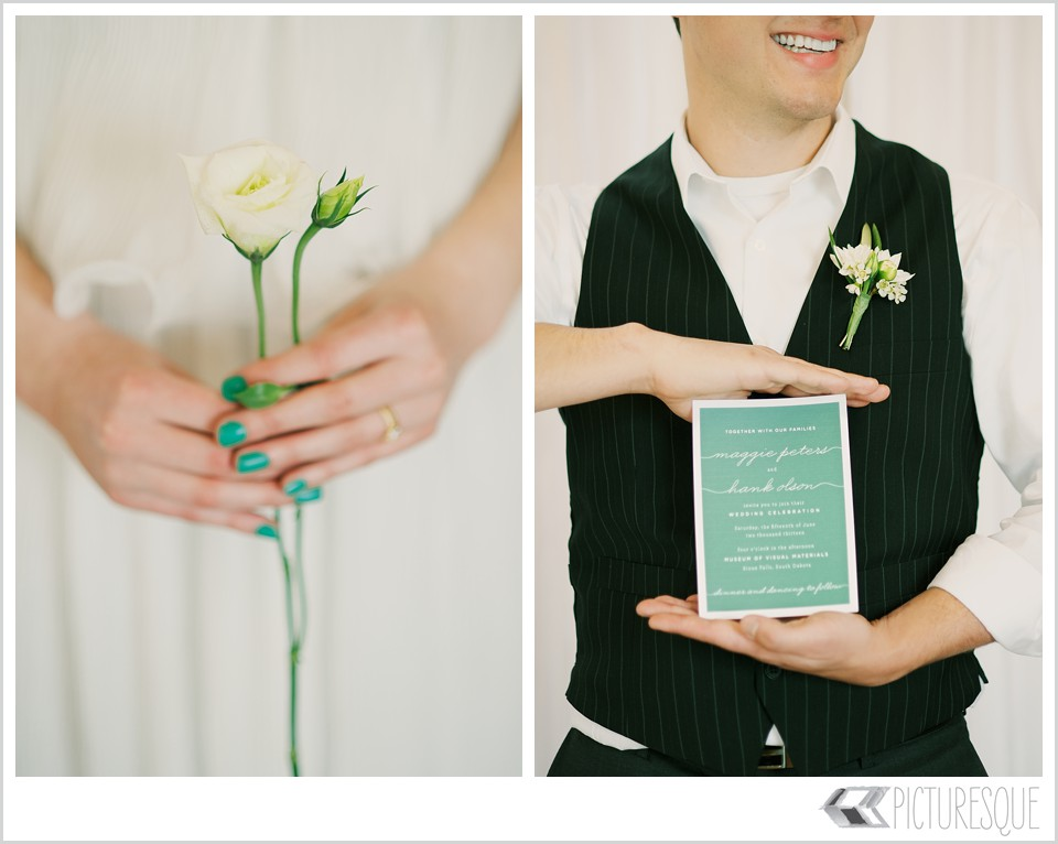emerald wedding styled shoot by Picturesque photography