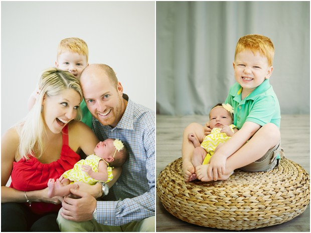 Sioux Falls newborn and family photography by Lauren Neff of Picturesque