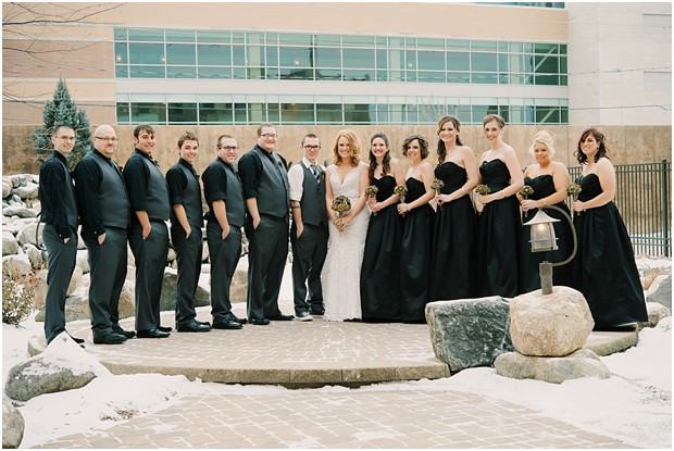 midwest wedding photographer Lauren Neff of Picturesque