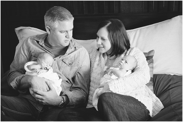 Sioux Falls newborn lifestyle photography by Lauren Neff of Picturesque