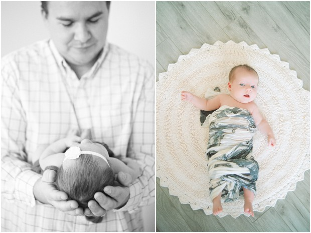 sioux falls newborn lifestyle photography