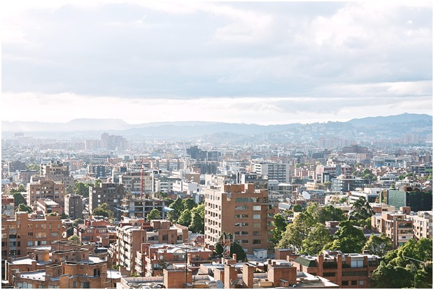 Bogota Colombia travel photography by Lauren Neff of Picturesque