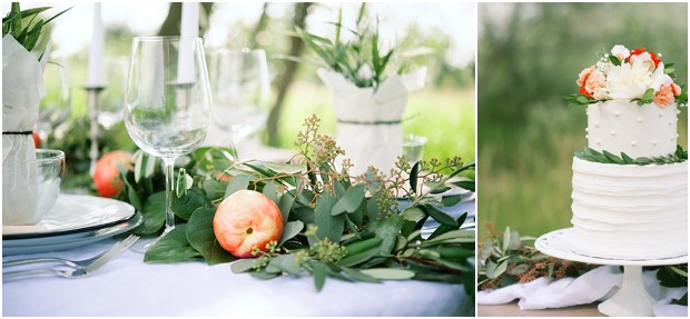 picturesque wedding photography summer inspiration shoot