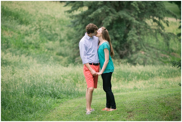 sioux falls engagement photographer