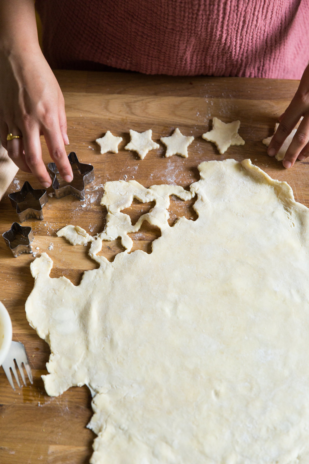 Decorating Pie Crust