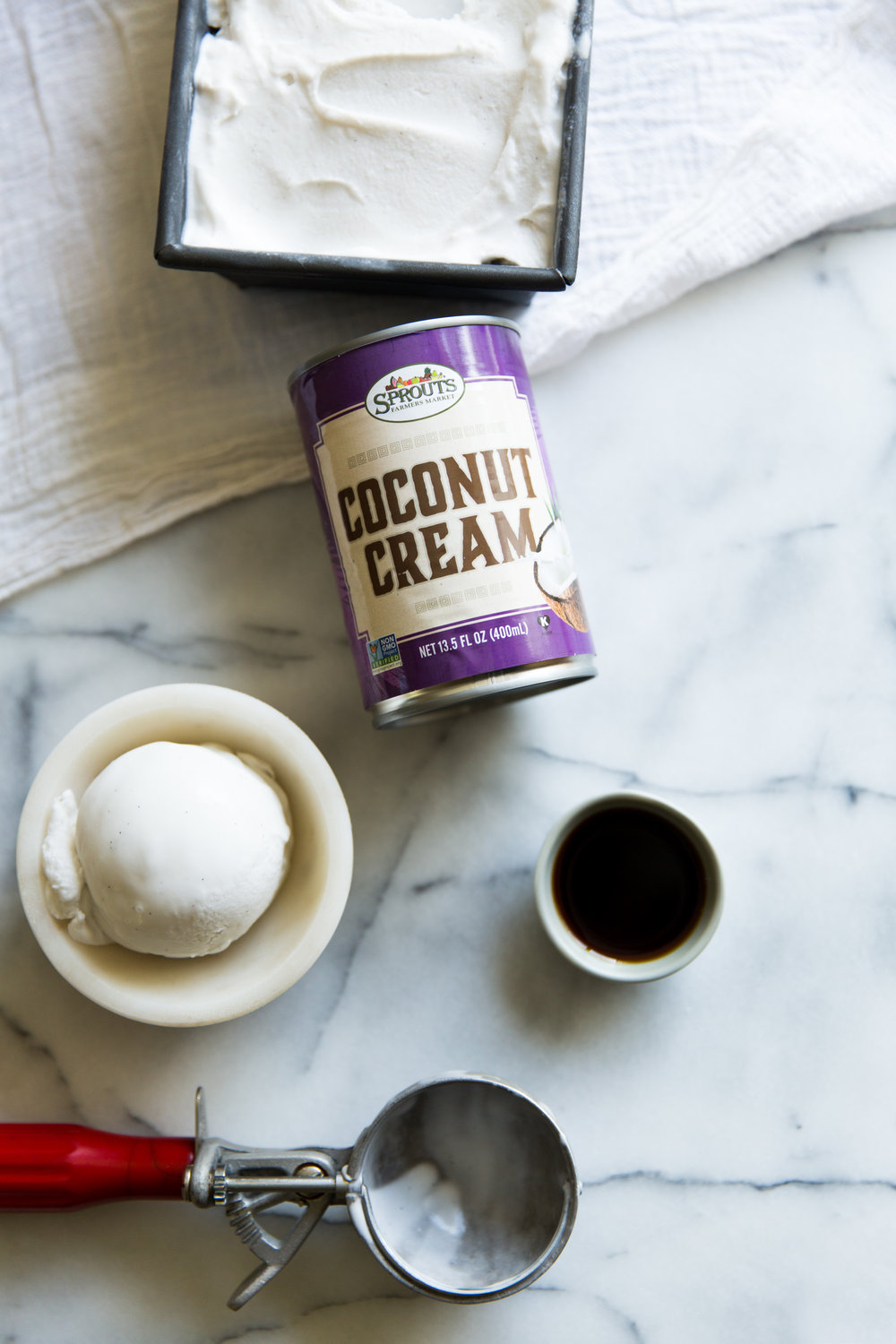 Sprouts Coconut Cream