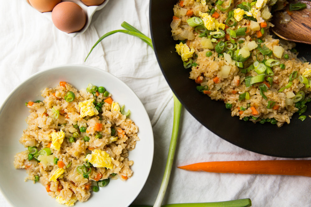 Brown Fried Rice Recipe