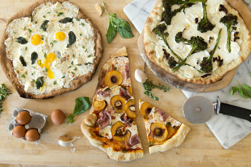 Fall Inspired Pizza Recipes