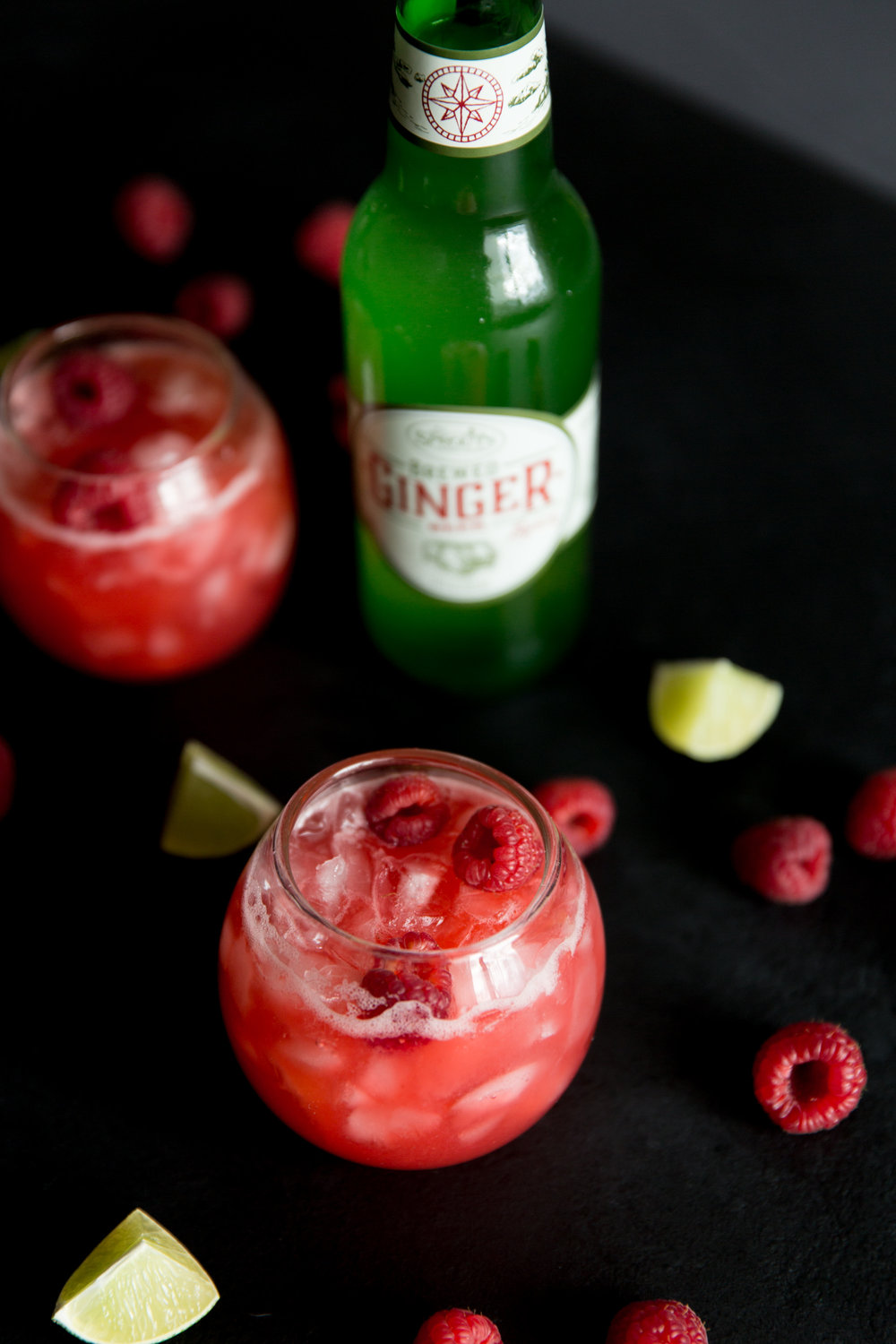 Ginger Beer Mocktail