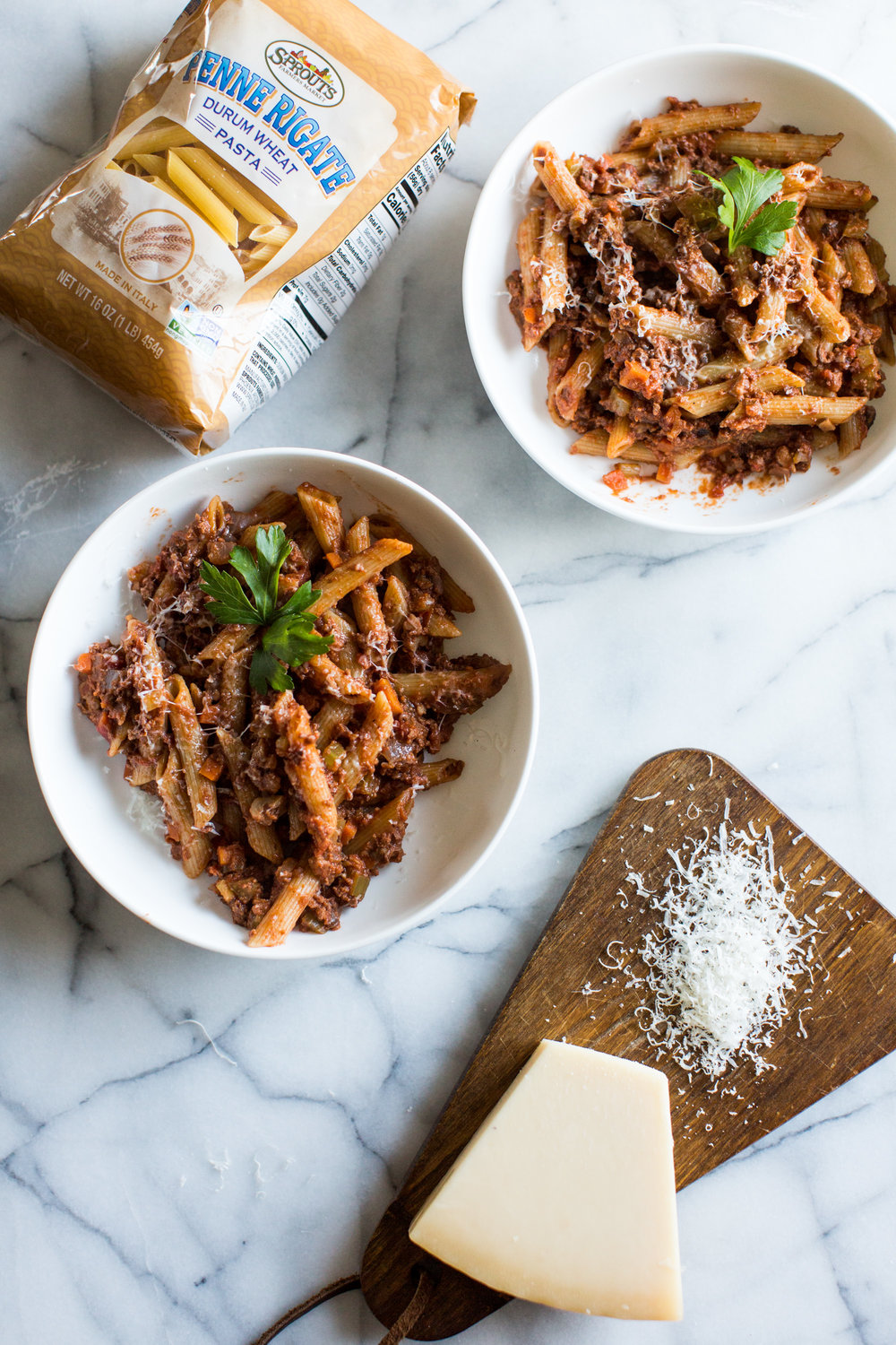 Authentic Instant Pot Bolognese