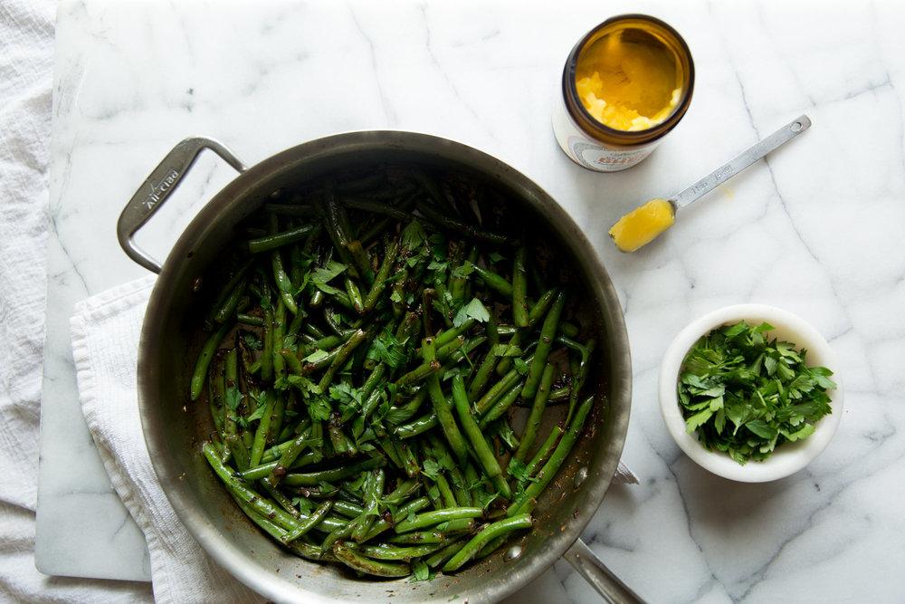 Sauteed Green Bean Recipe