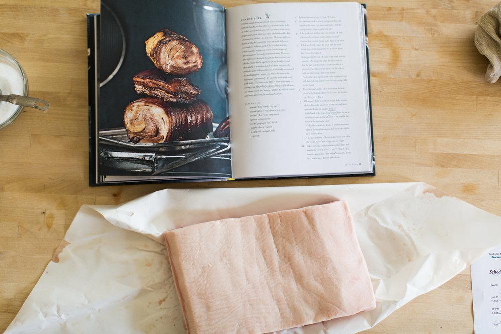 How To make Chasu Pork