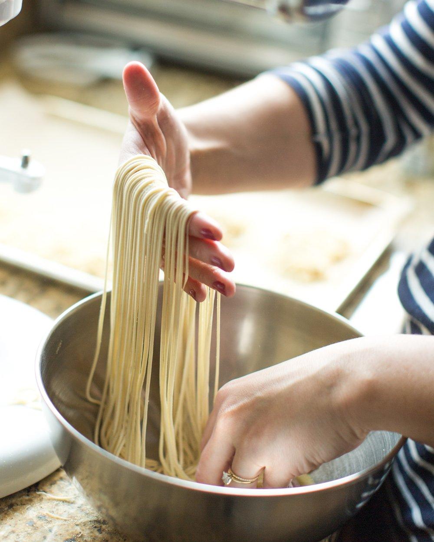 how to make home made ramen noodles