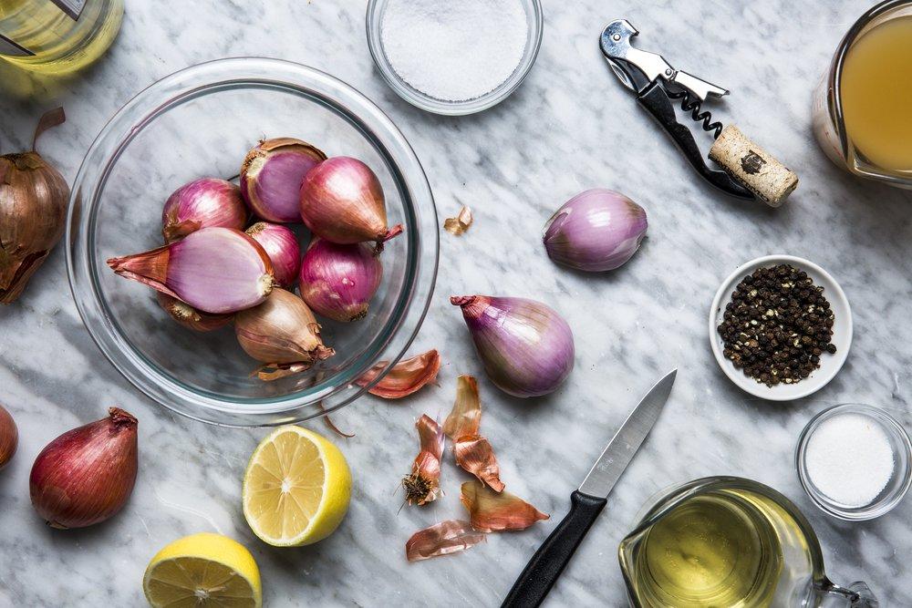 Glazed Shallot Recipe - Easy & Pocketbook Friendly