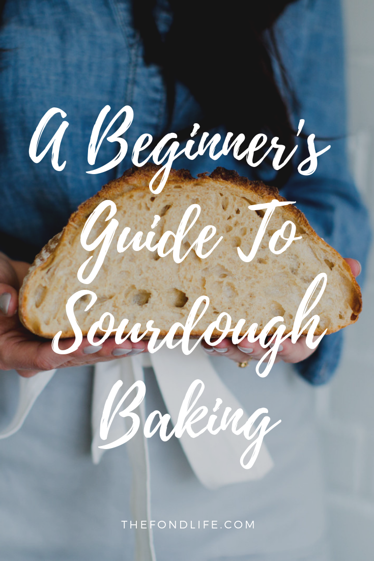 How To Make Your Own Sourdough #sourdough #baking #starter.png