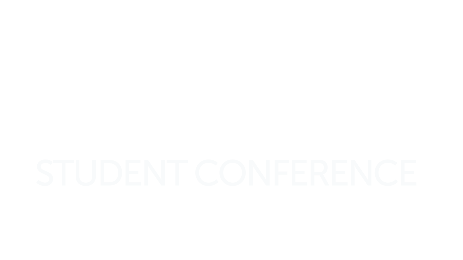 Oasis Conference