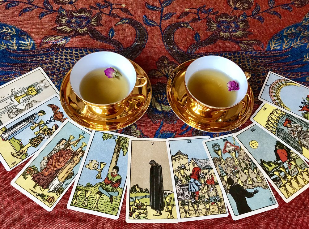 MINOR ARCANA ~ CUPS