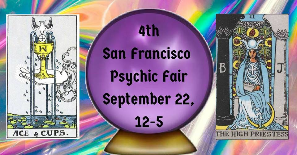 EVENTS — The Tarot Woman
