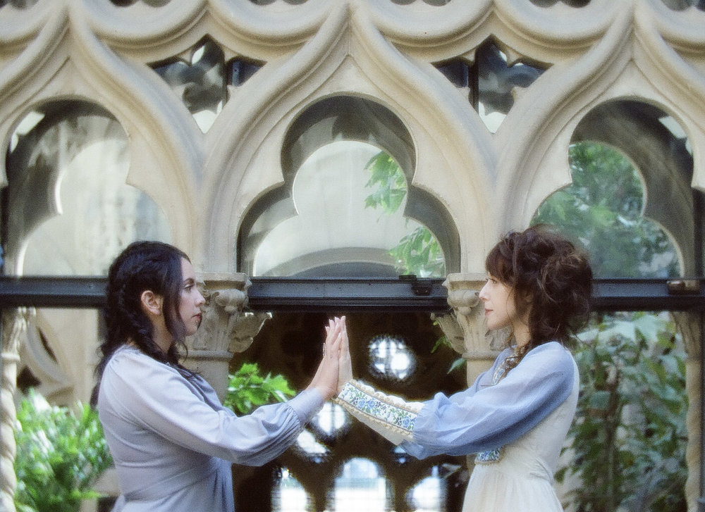 Forge female friendships. Honor the divine feminine within. Film photography by Adora Wilson-Eye + Hair/Makeup by Lindsay Bauman