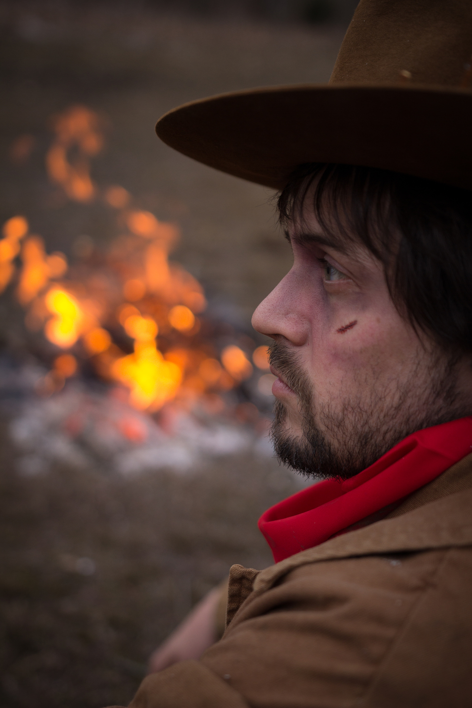 Ian Stark as Thomas in RED BIRD