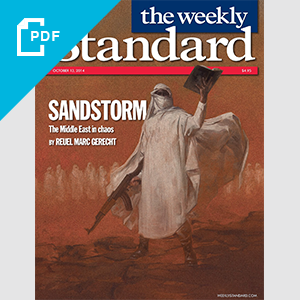 Weekly Standard: Underwhelming Growth