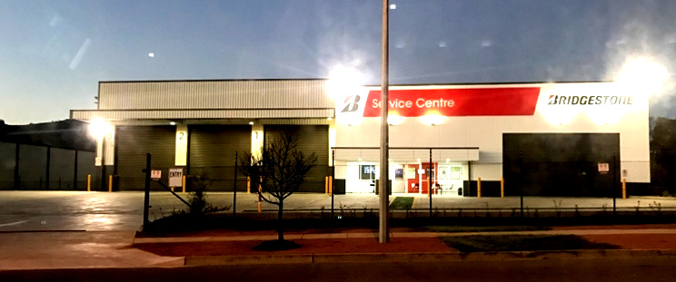 JDZ Electrical fit out in Hume, Canberra