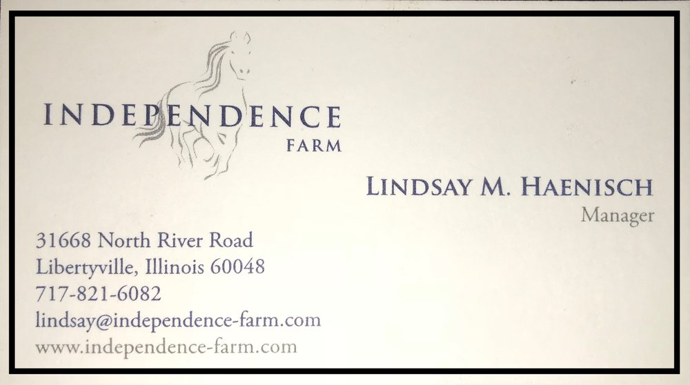 Independence Farm