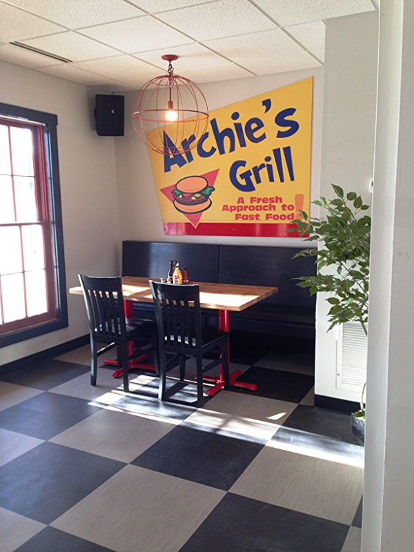Archie's Grill Design by Joanne Palmisano