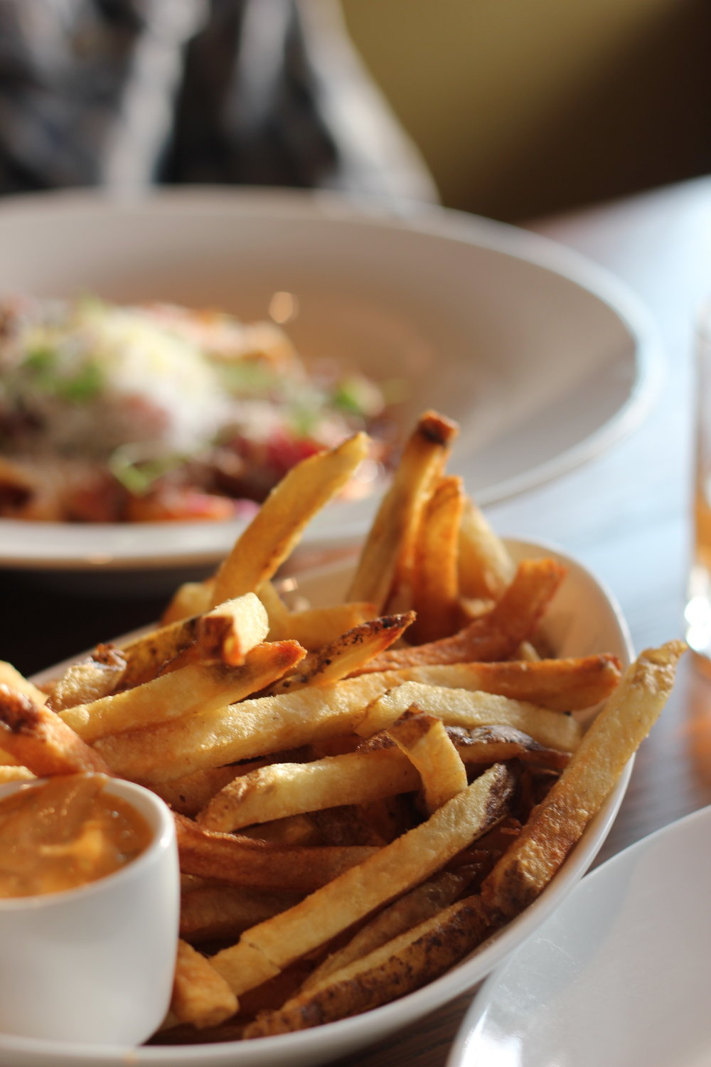 Fries forever and ever AMEN.