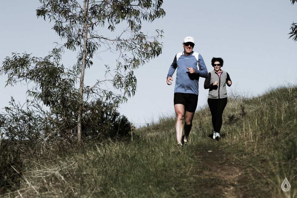 Riverina Endurance Trail Running Series Race 1 2015 - Huon Hill