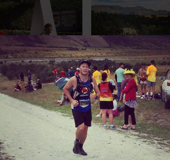 TG completes the Shotover Moonlight Mountain Marathon - Comments below
