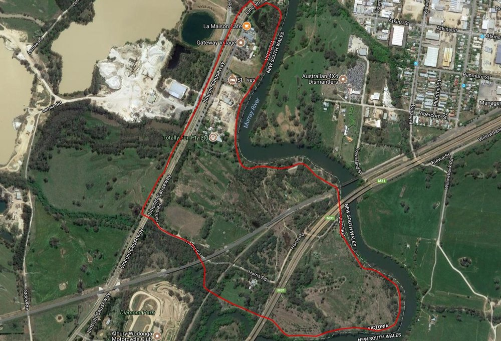 5km Fast n the Furryous Map - Run, walk or mix it up - this 5km flat run takes in the paths in and around Gateway Island.