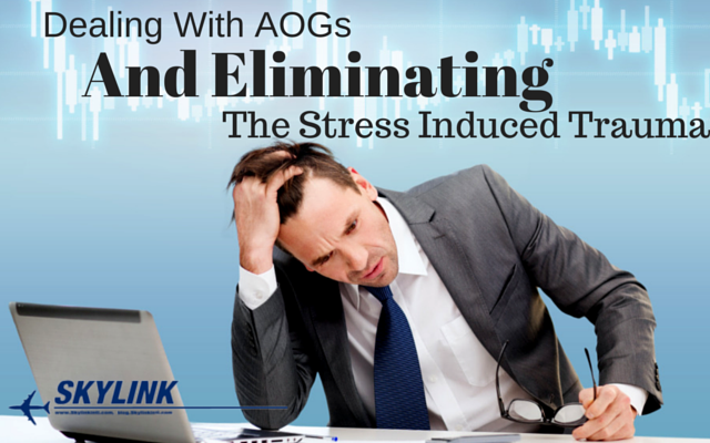 Dealing With AOGs & Eliminating The Stress Induced Trauma