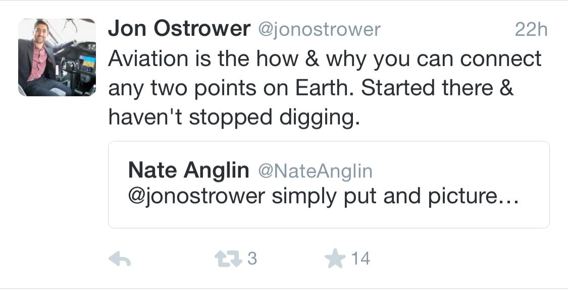 Jon Ostrower