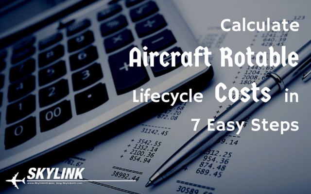 Aircraft-rotable-cost