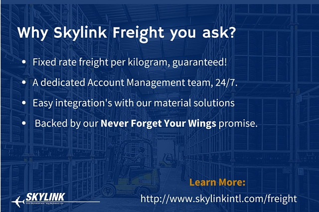 Here's why you should choose Skylink Freight