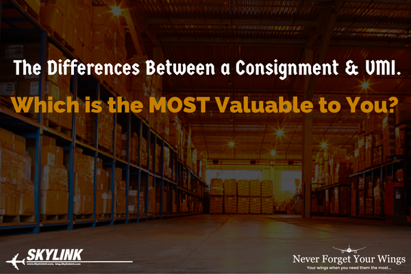 124db991dfe8b1 The Differences Between a Consignment   VMI. Which Is The Most Valuable To  You
