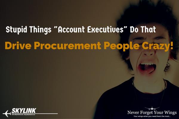 Skylink, Procurement, Sales