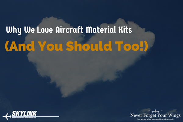 Skylink, Material Kit