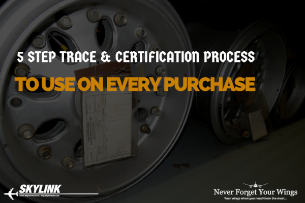 5 Step Trace & Certification Process To Use On Every Purchase